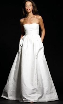 J Crew 2 100 Size 4 New Un Altered Wedding Dresses