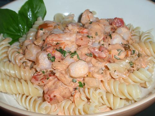 Penne a la Betsy | Recipes and Food | Pinterest