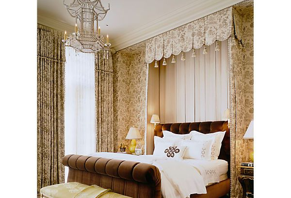 Love The Bed And Canopy Treatment Masters Pinterest