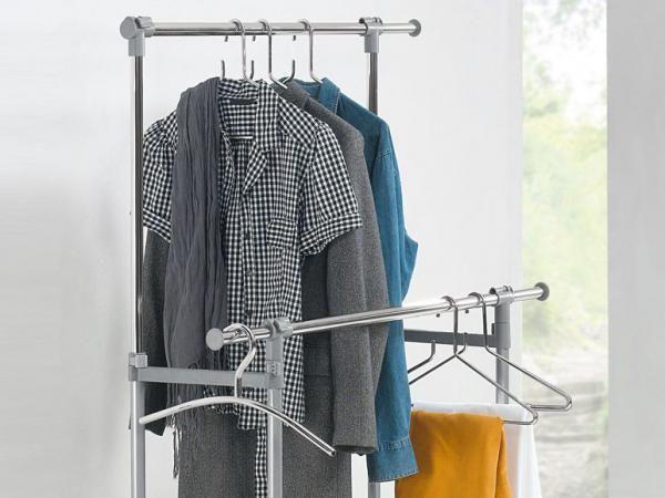 ORDEX Kleiderständer mit Rollen
