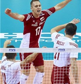 Post-Match - Poland-France - FIVB Volleyball World League 2016