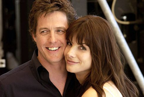 """Hugh Grant & Sandra Bullock - Cannes 2002 """"Two Weeks Notice"""" Photo Call in France, May 25, 2002 