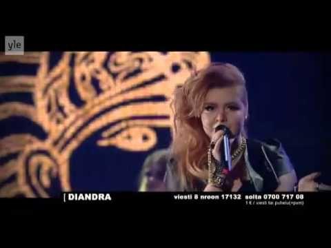 @diandraflores  @LoopSuomi @viihde4 @CheekOfficial #RadioSuomi #Ylex  #Spotify #MikaelGabriel #Eurovision
