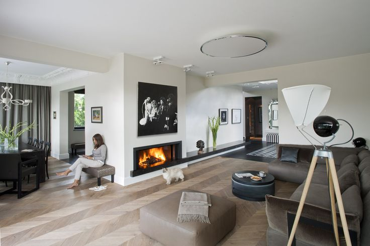 Salon / living room  www.annakoszela.pl