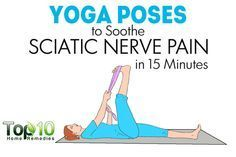 The sciatic nerve is the widest and longest nerve in the body. It begins near the spine in the lower back, runs deep through each buttock and travels down along the back of each leg. A shooting pain often so severe it makes standing up seem like an imposs