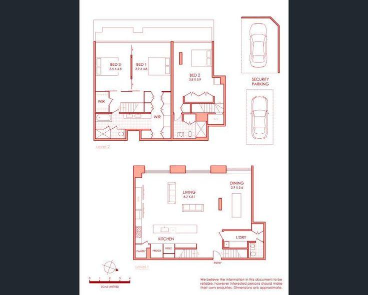 501 & 502/380 Harris Street, Pyrmont, NSW 2009 - Property Details