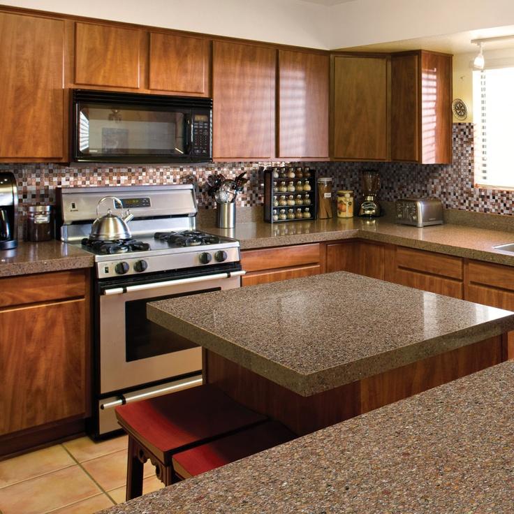 Beautiful Countertop! Thanks Granite Transformations