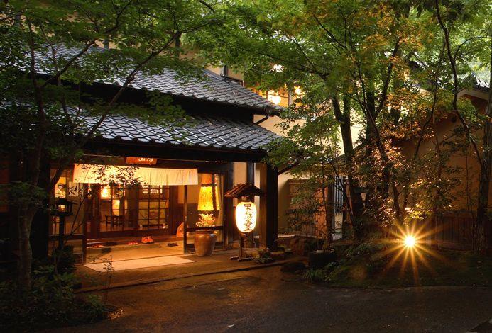 旅館 山河 / 熊本県 黒川・杖立 1