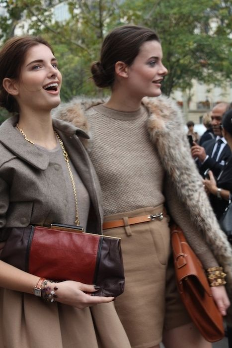 fall fashion inspiration. great colors, tailoring, and knit.