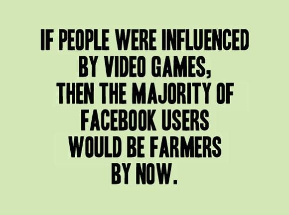 Excellent point!: Farmers, Funny Pictures, Random Quotes, Videos Games, Funny Quotes, Funny Stuff, So True, Smile, People