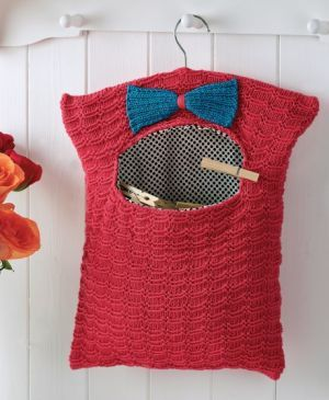 Knitting Pattern For A Peg Bag : 17 Best images about Knitting on Pinterest Knit patterns ...