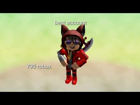 Roblox Account Giveaway 2018 (with robux) - YouTube | Roblox