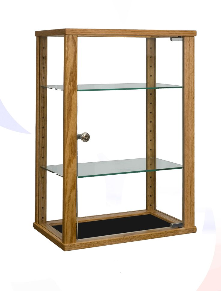 Luxury Wall Mounted Lockable Display Cabinets