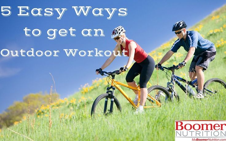 5 Easy Ways to Get An Outdoor Workout_logo