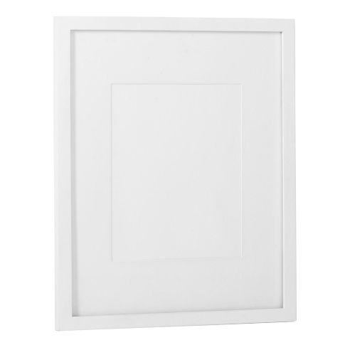 west elm 8x10 frame mat sets 14x17 matted to 8x10