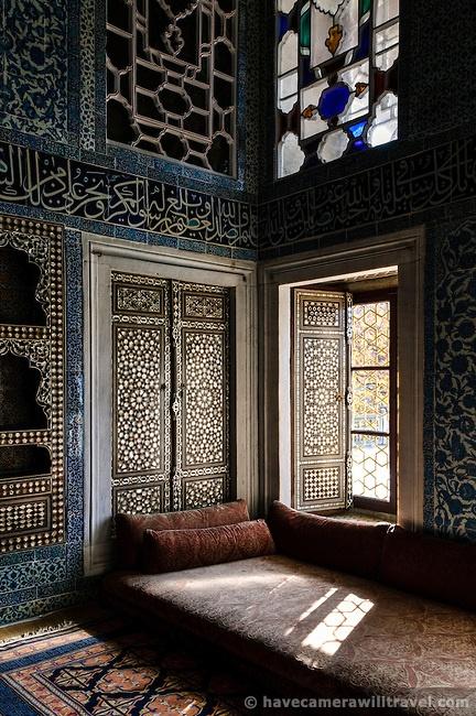 Topkapi Palace - Turkey