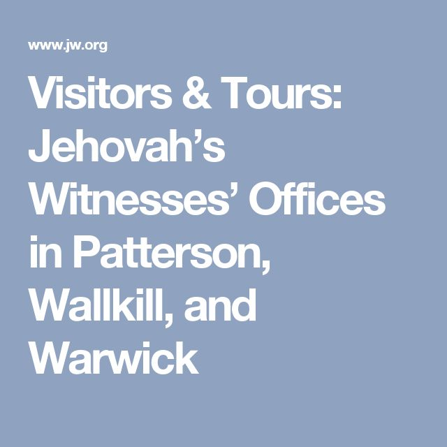 travel jehovah witnesses