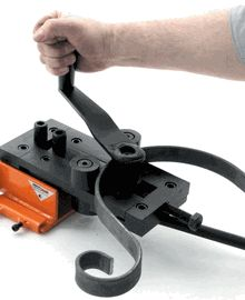 Metalcraft Rolling / Bending / Riveting Tools