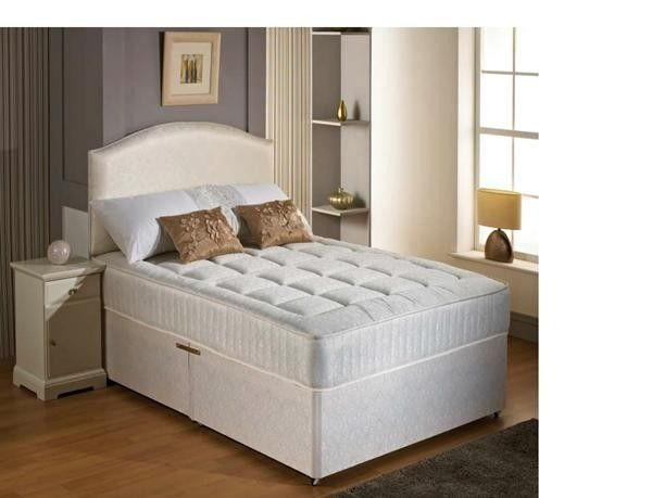 "2ft 6"" Genuine/Classic Orthopaedic Small Single Divan Bed"