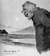 Bilderesultat for tegninger av troll