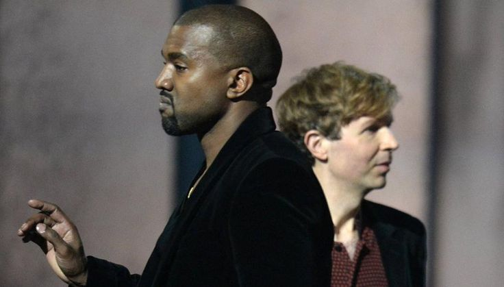 First Taylor Swift, now Beck - is anyone safe from Kanye's awards tantrums? http://sunpl.us/6014LVon  #5atFive