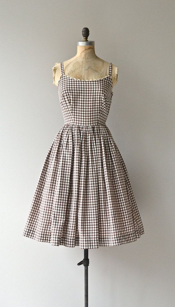Best 25 Picnic Dress Ideas On Pinterest Pretty Summer Dresses Check Dress And Classic Dresses