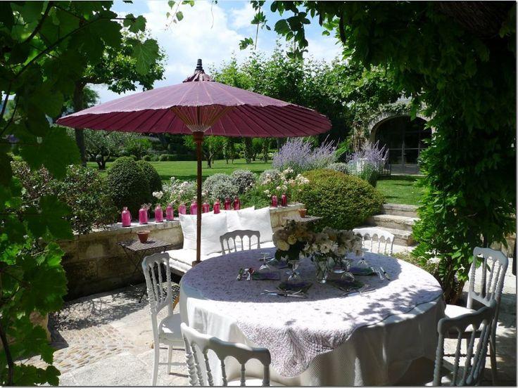 Cote De Texas Vicki Archer S Provence Garden Loggias