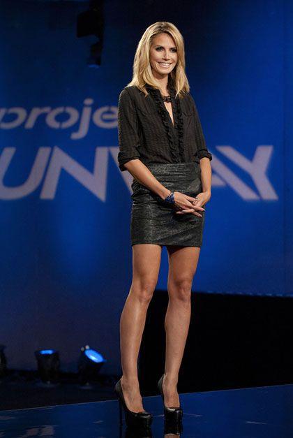 Project Runway Season 9 - Heidi   Project Runway ...