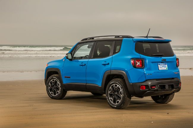 2016 Jeep Renegade Trailhawk Blue Jeep Renegade Trailhawk Jeep Renegade 2015 Jeep Renegade