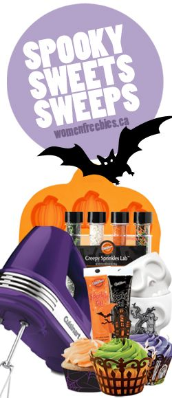 Enter The Spooky Sweets #Sweepstakes #Halloween #Baking #Cuisinart #Mixer