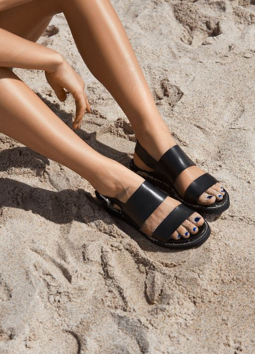 & OTHER STORIES Gladiator Leather Sandal