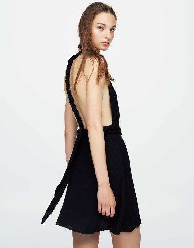 Çok işlevli elbise pull n bear