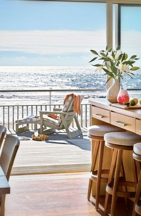 Bahamas - checking into your room and seeing the beach view - Beach Therapy