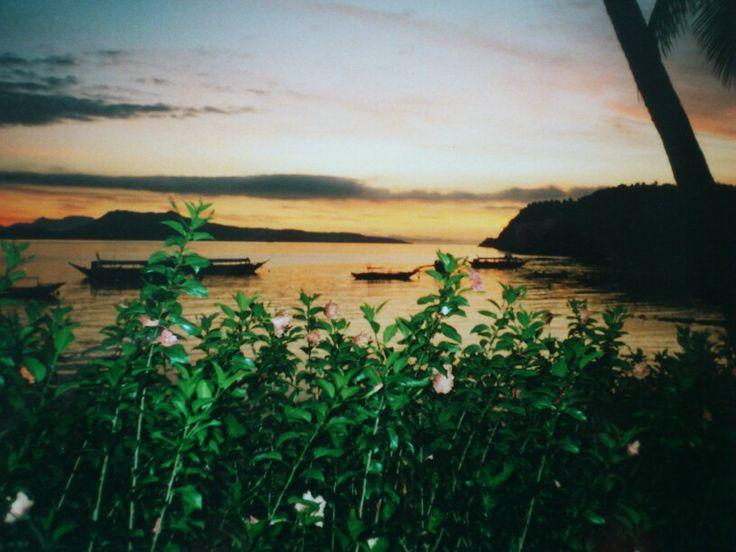 Sunset in Sabang