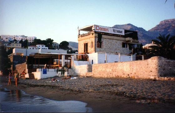 One of my favorite spots on earth. DOMUS, Kantouni Beach, Kalymnos