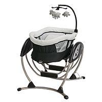 Possible bassinet / swing combo- Graco DreamGlider™ Gliding Swing + Sleeper, Sutton™