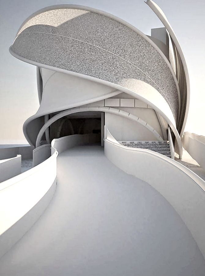 Mexico Pavilion for Expo 2015 Milan designed by Loguer Design.