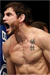 Jon Fitch, most boring fighter in the UFC.