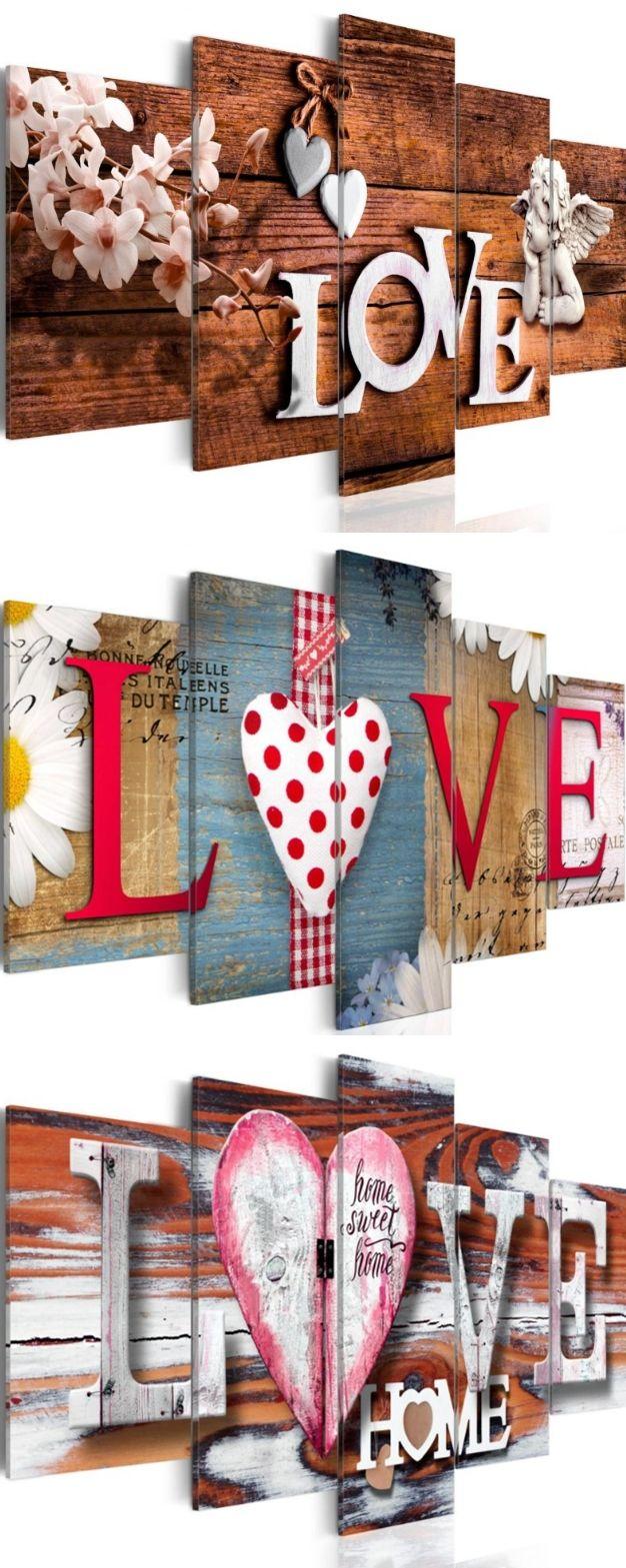 comprare quadri moderni per arredare #casa - guarda le #gallery o cerca la parola in alto a destra - come #love   https://www.quadriperarredare.it/catalogo/quadri/  La stampa di altissima qualità Tela speciale e alta risoluzione di stampa garantiscono la nitidezza superiore e l'intensità dei colori
