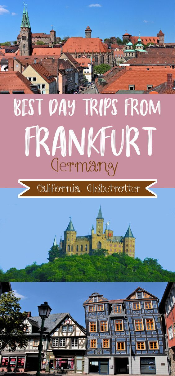 The BEST Day Trips from Frankfurt