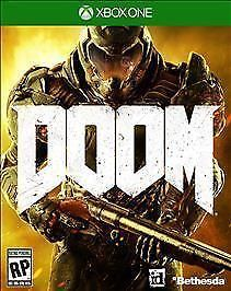 nice BRAND NEW DOOM Microsoft Xbox One FACTORY SEALED - For Sale View more at http://shipperscentral.com/wp/product/brand-new-doom-microsoft-xbox-one-factory-sealed-for-sale/