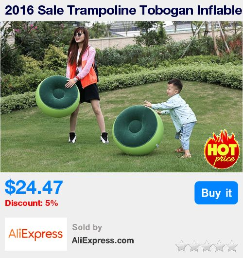 2016 Sale Trampoline Tobogan Inflable Cama Elastica Inflatable Ring Chair Soft Kids Outdoor Toys Juegos Inflables * Pub Date: 23:59 Apr 24 2017