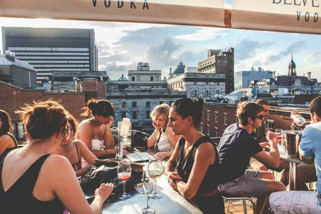 25 Best Ideas About Rooftop Brunch Nyc On Pinterest The Roof Restaurant R