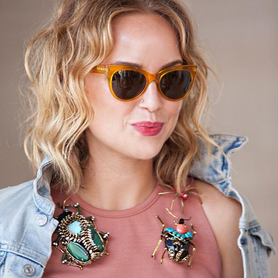 60 best Street Style: jewelry images on Pinterest