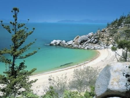 Arthur Bay, Magnetic Island. Photo courtesy of Tourism Queensland.
