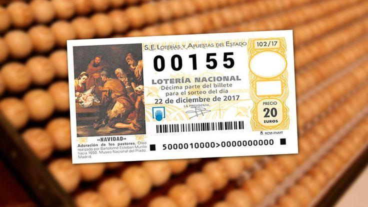 El número 00155 de la Lotería de Navidad se agotó primero en Cataluña