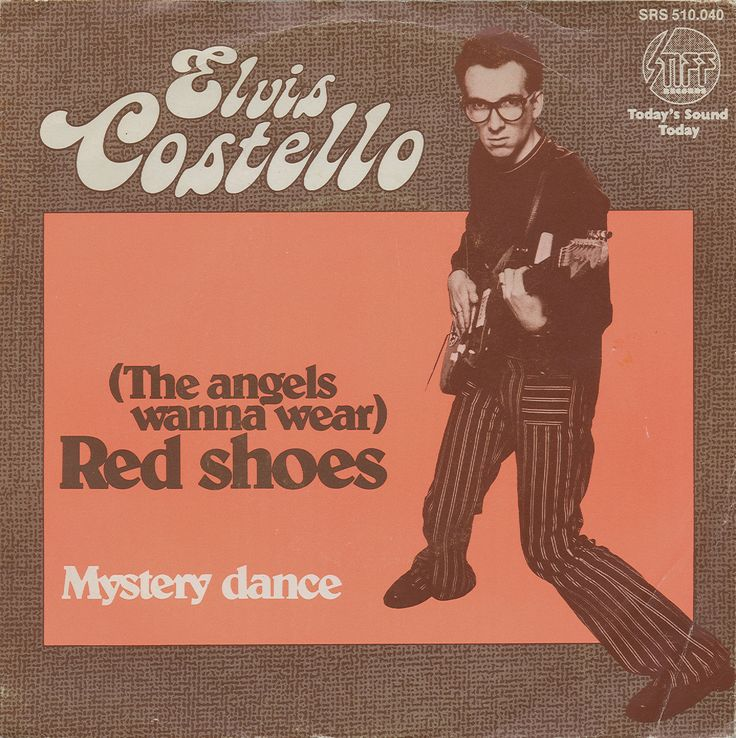 Elvis costello red shoes lyrics