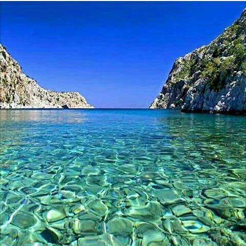 vitsilia beach fournoi island greece