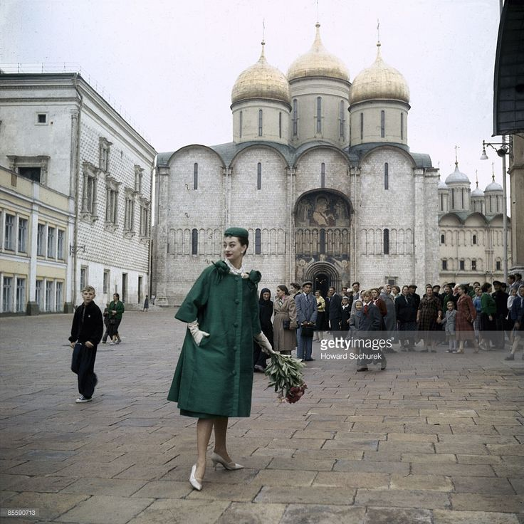 Image result for dior in moscow 1959
