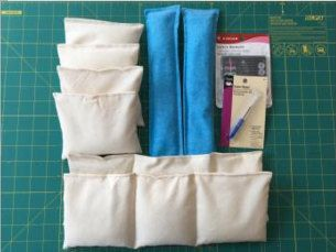 DIY Weighted Vest Kits by CalmingSense on Etsy